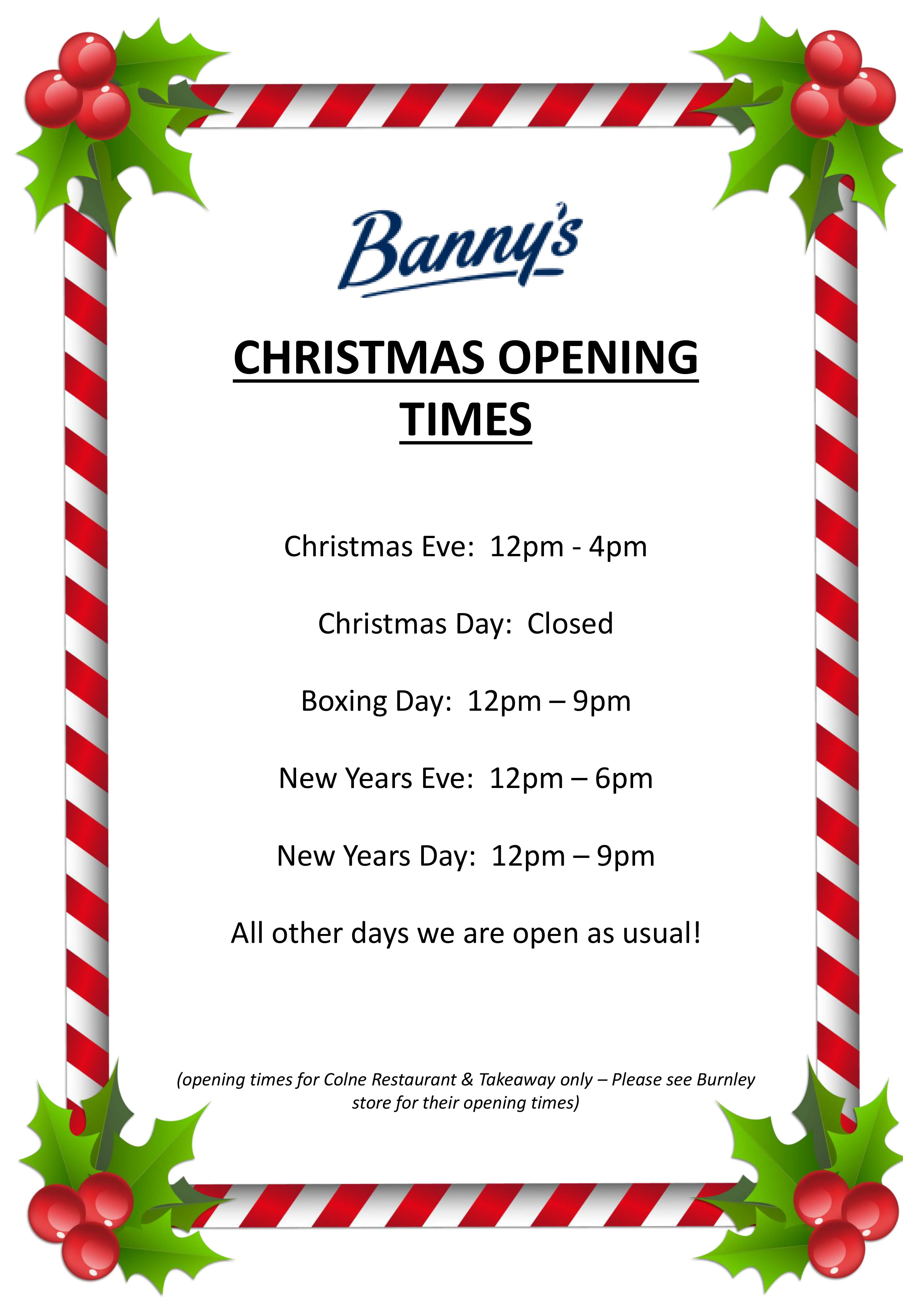 Christmas-Opening-Times-2018